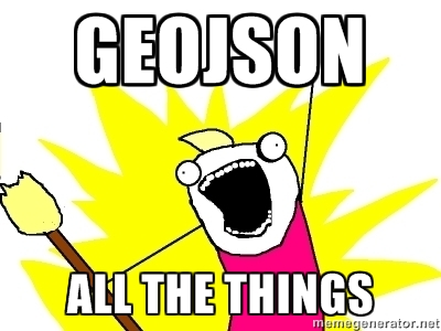 GeoJSON All the Things!